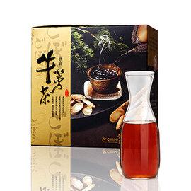 青玉牛蒡茶 原味牛蒡茶包 6g~16入 1盒  天然牛蒡製成