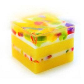 迷你蛋糕香皂  水果奶油  Mini Cake Soap  Fruit Cream