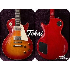 ~又昇樂器 . 音響~  Tokai LS186EF 70週年 款 電吉他 Les Pau