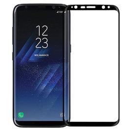 三星 S8  S8 plus鋼化膜 3D曲面全屏覆蓋膜 熱彎曲玻璃螢幕保護貼 全透明 彩色