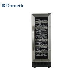 DOMETIC S17G 單門雙溫酒櫃 不鏽鋼系列【8 31前贈可樂杯】