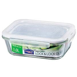 樂扣LOCK LOCK~長玻璃保鮮盒 LLG445