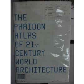 ~書寶 書T1╱建築_RIY~The Phaioon Atlas of 21st Cent