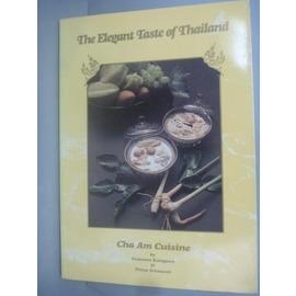 ~書寶 書T1╱餐飲_WEM~The Elegant Taste of Thailand: