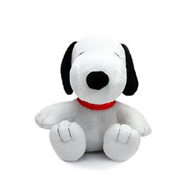 史努比 Snoopy 15公分坐姿玩偶 ^( 裝^)