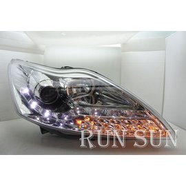 ~○RUN SUN 車燈 車材○~  福特 09 10 11 12 FOCUS MK2.5