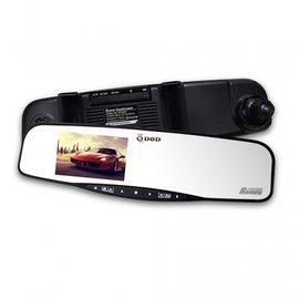 DOD RX400W 後視鏡型 行車記錄器 測速照相警示 FULL HD 1080P GP