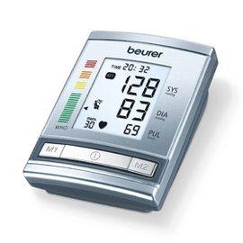 益康便利GO 德國博依beurer手臂型電子血壓計BM60 心跳不規律偵測
