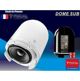 法國 FOCAL DOME SUB 超低音喇叭  售價 26800元~USD 719~年度
