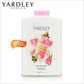 YARDLEY雅麗英國玫瑰爽身粉~200g  55494