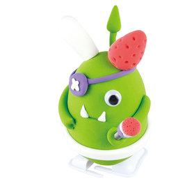 3D手作甜點小惡魔玩具黏土~草莓