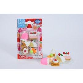 iwako 橡皮擦 冰淇淋.蛋糕   ER~981011