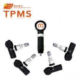 ~最後 ~ORANGE 無線胎壓偵測器TPMS胎內 P451~贈三孔充~