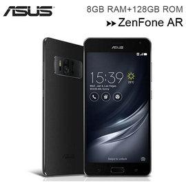 ASUS ZenFone AR ZS571KL (8G/128G)实境扩增2K智慧型手机◆送随拍限定组(蓝芽自拍脚架+外挂镜头组)