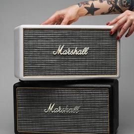 【公司貨】免運 馬歇爾 Marshall Stanmore 無線藍芽喇叭 音箱 復古音響 經典黑/奶油白 保固一年直接換