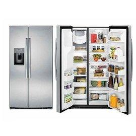 【WYNN穩讚】GE 美國奇異【GSE25HSSS】 733L不鏽鋼對開冰箱