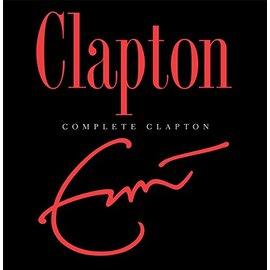 艾力克 克萊普頓 完全 4黑膠 Complete Clapton  Vinyl  Viny