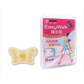 生醫 Easy Walk 護足貼  腳跟6片裝