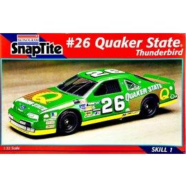 美國MONOGRAM #26 Quaker State Thunderbird 雷鳥 外盒