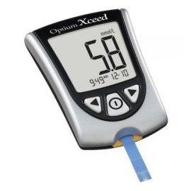 亞培輔理善『越佳型』血糖監測系統-血糖機血酮機