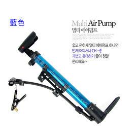 淘氣寶貝1680 自行車打氣筒 帶軟管高壓腳踏式 便攜式單車打氣筒 迷妳打氣筒 騎行裝備