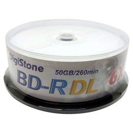 ◆免 ◆DigiStone 國際版 A 藍光 Blu~ray 6X BD~R DL 50G