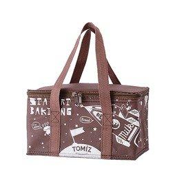~愛焙烘焙~ TOMIZ 保冷袋 內層附口袋 保冰 保溫 野餐 戶外活動 便當保溫 郊遊