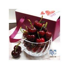 ~RIC水果行家~盛夏最 櫻桃^! 華盛頓  加拿大櫻桃 9.5 row,1 . 8 kg