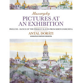 穆索斯基:「展覽會之畫 、 赫凡司奇納」前奏曲  杜拉第指揮明尼亞波里斯管弦樂團  180