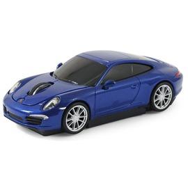 AutoDrive跑車 無線滑鼠~Porsche 911 991 ~藍