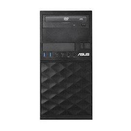 ASUS 华硕 MD590 商用桌上型电脑【Intel Core i3-7100 / 8GB内存 / 1TB硬盘 / Win 10 Pro】(B250)