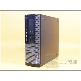 【樺仔二手電腦】DELL OptiPlex 7010 迷你平躺式主機 i7三代四核心CPU/ 1TB硬碟/ USB3.0