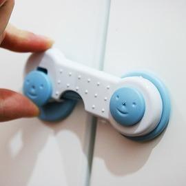 安全鎖 兒童安全鎖 冰箱鎖 衣櫃鎖 兒童鎖 抽屜鎖 櫃子鎖 防開鎖 另售防撞條 ~CD01