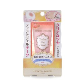 【京之物语】日本制Sweets-Sweets气垫果冻腮红 色号01-预购商品