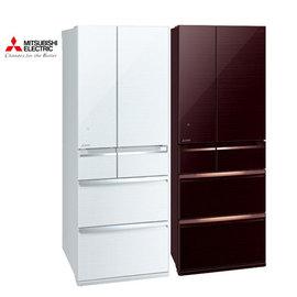 【WYNN穩讚】三菱 MITSUBISHI【MR-WX61Z 】日本原裝 605L變頻六門電冰箱