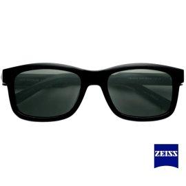 萬寶龍太陽鏡正品  潮男方形黑框 復古開車墨鏡653 001