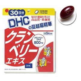 《DHC》蔓越莓精華(30日份/150粒)
