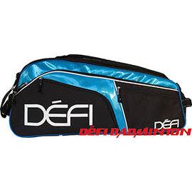 【DÉFI 】FHC-583 新款十支装双背式大型拍袋-珠光蓝  每只特价1590元