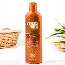即期良品~杜拜ORS~無矽靈摩洛哥堅果油營養洗髮精 250ml