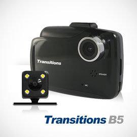 ~皓翔行車監控館~全視線 B5 高畫質雙鏡頭行車記錄器   送16G TF卡