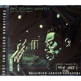 ~Blue Note~Eric Dolphy:Outward Bound艾瑞克.杜菲五重奏