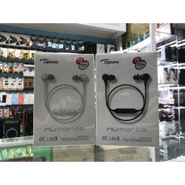 禾豐音響 含發票 貨 1年 Optoma NuForce BE Lite3 磁吸藍牙耳機