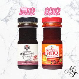 【Miss.Sugar】CJ 韓式頂級水梨蘋果燒醃烤醬 烤肉醬 燒肉醬 840g