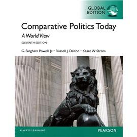Comparative Politics Today: A World View 11 E