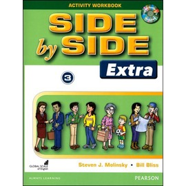 Side by Side Extra 3 e  3  Activity Workbook