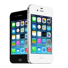 店面 APPLE IPHONE 4S 16G  送保護套 玻璃膜   32G 64G 5S
