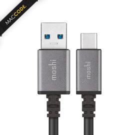 Moshi USB-C to USB 充電 傳輸線 100公分 公司貨