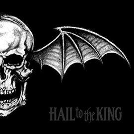 合友唱片 七級煉獄 Avenged Sevenfold  國王萬歲 Hail To The