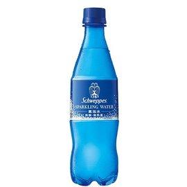 大買家 舒味思氣泡水 500ml*4 瓶