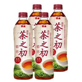 [大买家]茶之初红茶(535ml*4瓶/组)